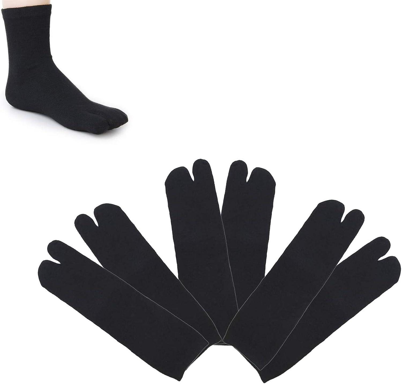 2021 SUNTRADE 3 Japan's largest assortment Pairs Japan Tabi Socks Sandals Ninja Sli Split 2 Toe