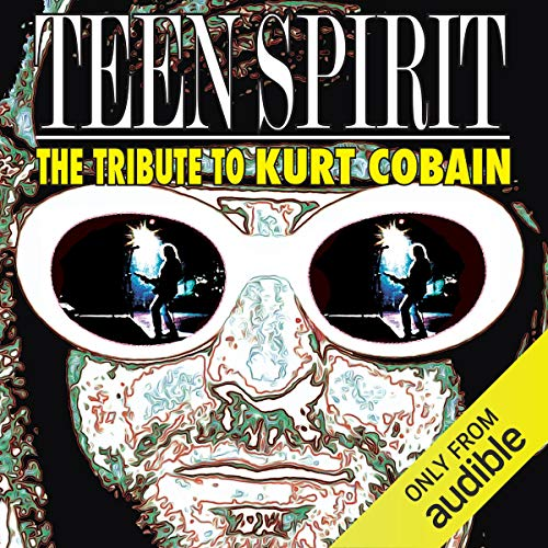 Nirvana Teen Spirit audiobook cover art