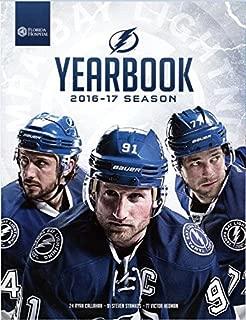 TAMPA BAY LIGHTNING YEARBOOK 2016-17 SEASON NHL PROGRAM STAMKOS HEDMAN KILLORN