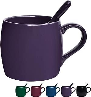 Best large purple coffee mugs Reviews