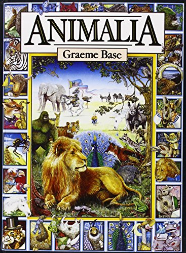 Animalia (MY PERSONAL FAVOURITE!)