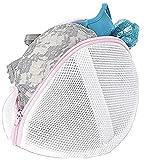 Whitmor 6154-987 Mesh Bra Wash Bag