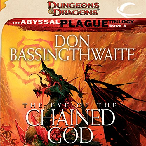 The Eye of the Chained God  By  cover art