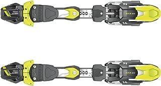 Tyrolia FreeFlex EVO 14 Ski Bindings 2017 - Black-White-Flash Yellow