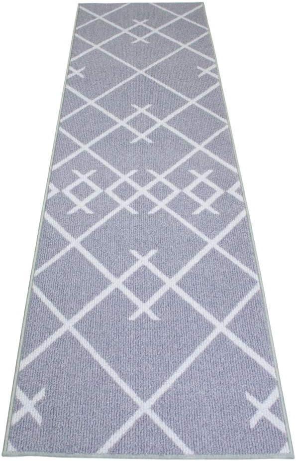 Custom Runner Rug Berber Geometric Design Stripes Roll 激安価格と即納で通信販売 26 ●日本正規品●