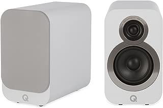 Q Acoustics 3010i Compact Bookshelf Speaker Pair (Arctic White)