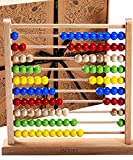 Jaques of London | Abacus | Montessori Spielzeug | Mathematik | Mathe | Lernspielzeug | Seit 1795