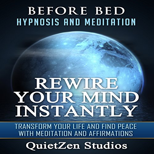 Rewire Your Mind Instantly audiobook cover art