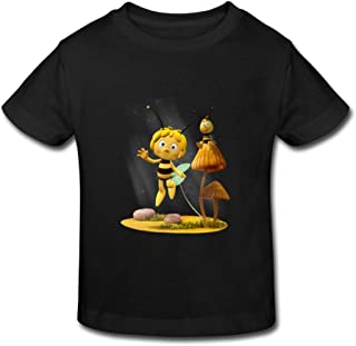 Kids Toddler Maya The Bee Little Boy's Girl's T Shirts
