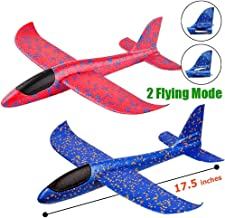 The Flyers Bay Flying Glider Foam Planes Pack of 2