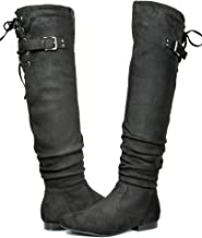medieval knee high boots