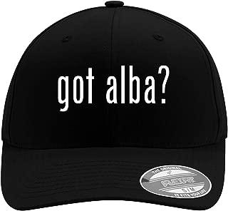 got alba? - Men's Flexfit Baseball Hat Cap