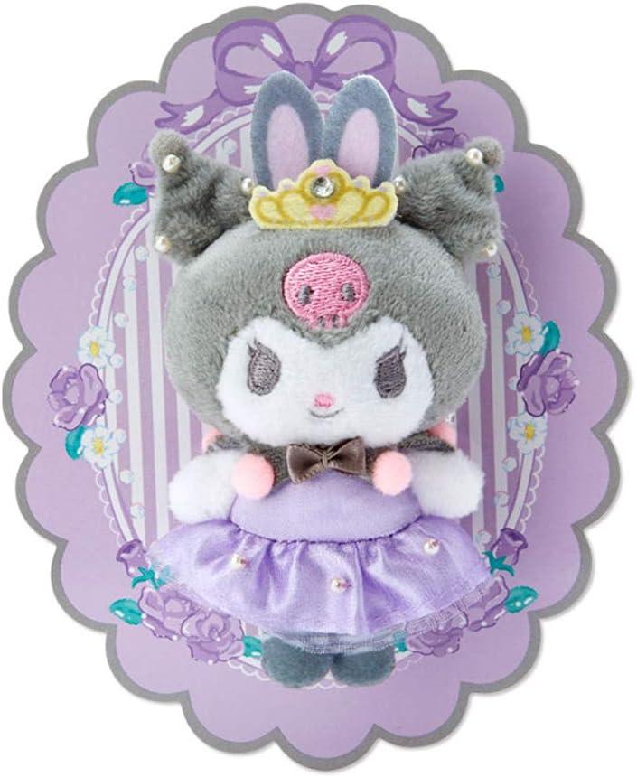 Kuromi / my melody mascot brooch (longing of the ballerina)