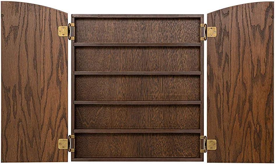 Canada Quality inspection Billiard Ball Rack with — Doors Today's only Dark Oak Medium