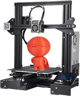Officiële Creality Ender 3 3D-printer Volledig open source met afdrukfunctie voor hervatten 220x220x250mm
