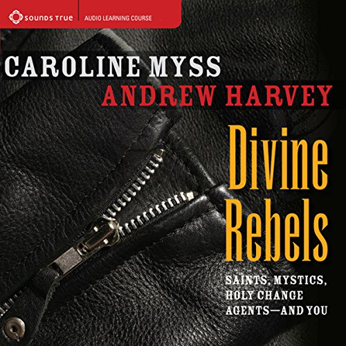 Divine Rebels audiobook cover art