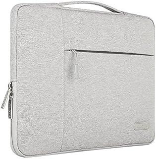 MOSISO Laptop Briefcase Handbag Compatible with 13-13.3 inch MacBook Air, MacBook Pro, Notebook Computer,Polyester Multifu...
