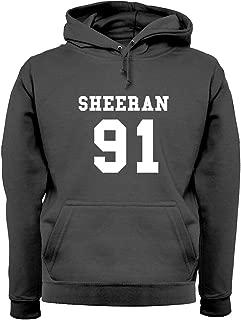 Sheeran 91 - Unisex Hoodie - 12 Colours