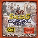 30 Salsas Colombianas Pegadita