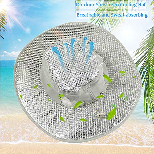 Cooling Sun Hat - Best Affordable Reflective Sun Hat