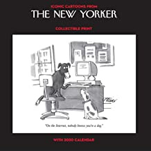 Cartoons from The New Yorker 2020 Collectible Print with Wall Calendar