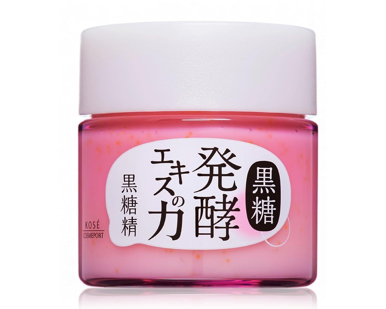 ジャンクション宝石優勢KOSE コーセー 黒糖精 美容液 オイルinクリーム 80g
