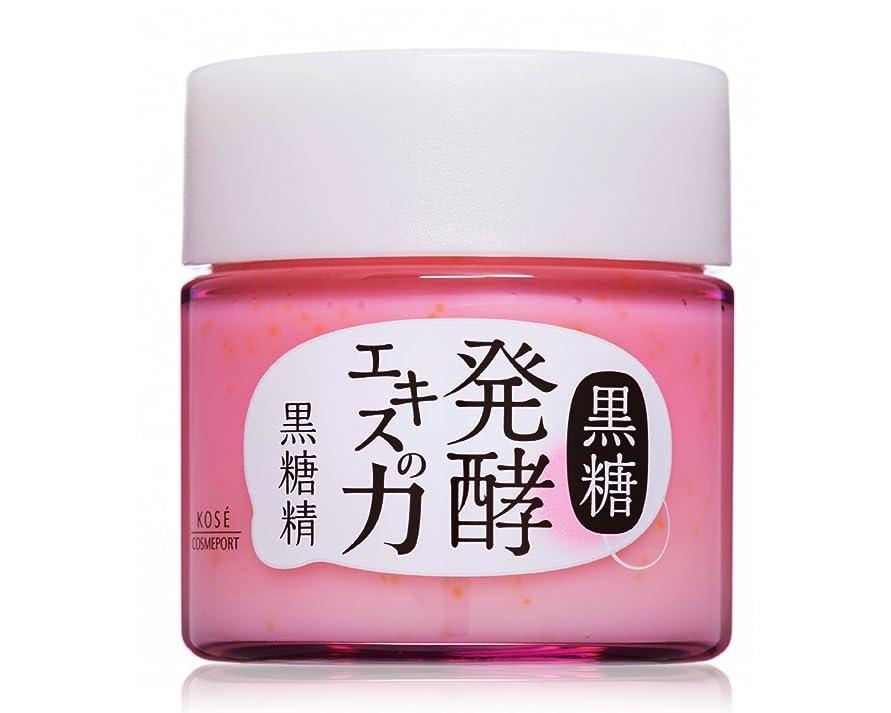 お祝い約東方KOSE コーセー 黒糖精 美容液 オイルinクリーム 80g