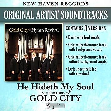 He Hideth My Soul (Performance Tracks)