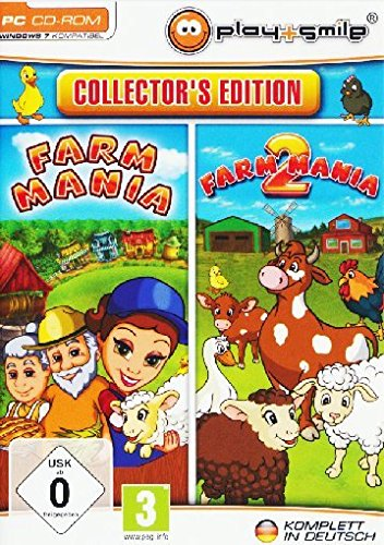 Farm Mania 1 + 2 (Collector's Edition)