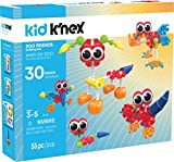 KID K'NEX – Zoo Friends Building Set – 55 Pieces – Ages 3 and Up – Preschool Educational Toy (Amazon Exclusive)