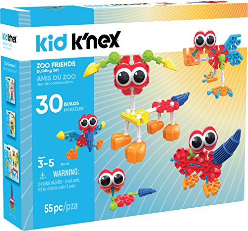 KID KNEX Zoo Friends Building...