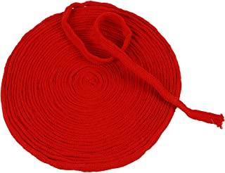 59g 18 Nadeln 2,2 cm 1 m Meyco Strickschlauch rot