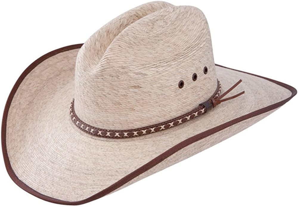 Resistol Jason Ranking TOP3 Aldean Hicktown At the price - Hat Straw Palm Cowboy Mexican