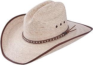 Resistol Jason Aldean Hicktown - Mexican Palm Straw Cowboy Hat