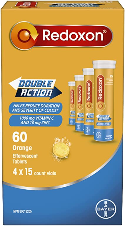 redoxon vitamina c zinc vitamina d