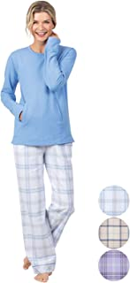 Addison Meadow Flannel Pajamas Women - Womens Pajama Sets, Frosted Flannel