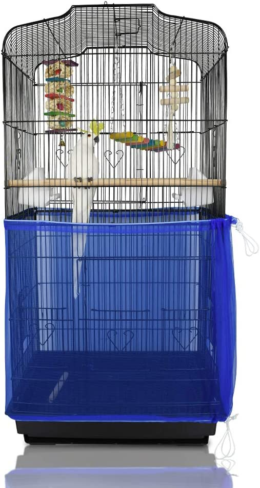 ASOCEA Extra Large Bird Cage Seed S Popular products Challenge the lowest price Catcher Seeds Guard Birdcage