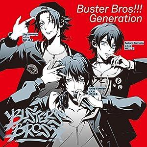 """「ヒプノシスマイク -Division Rap Battle-」キャラクターソングCD1「Buster Bros!!! Generation」 イケブ..."""""""