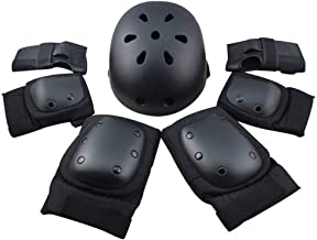 Anharluka Protective Gear Set, Helmet and Pads