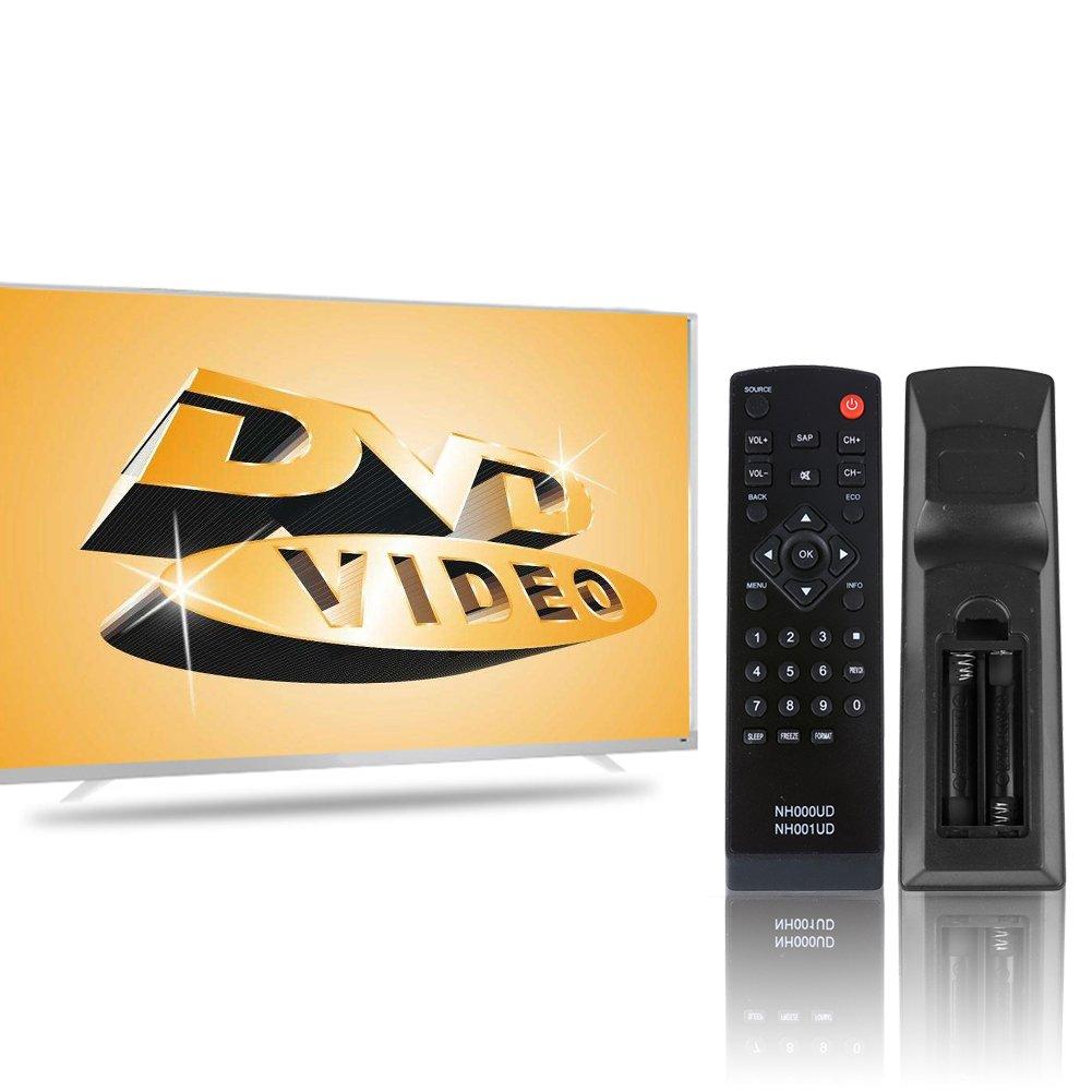 Reemplazo teledirigido 1Pc para Emerson Sylvania TV RLC220EM1 ...