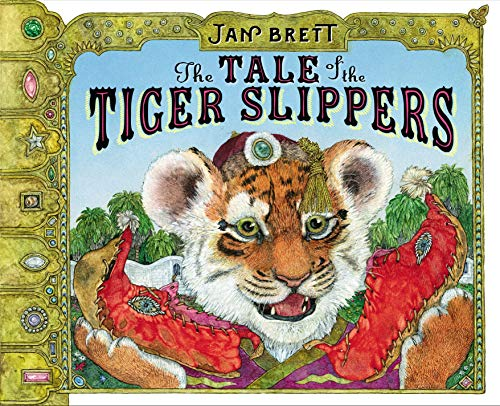 The Tale of the Tiger Slippers (English Edition)