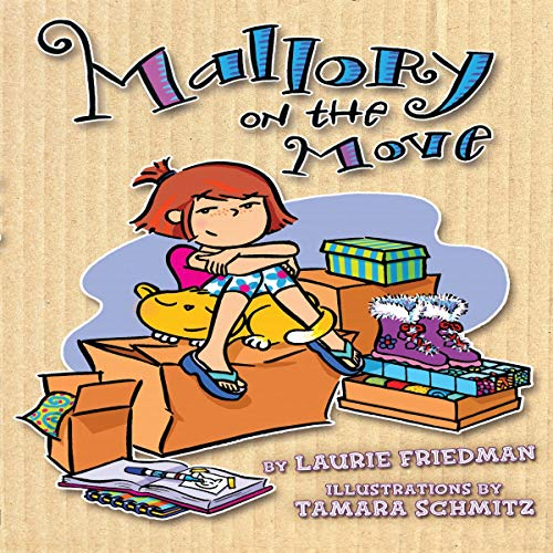 Mallory on the Move cover art