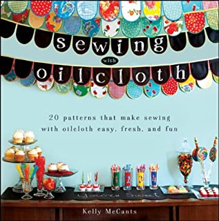 Best sewing with oilcloth book Reviews