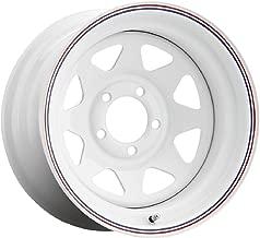 Pacer 310W WHITE SPOKE White Wheel (16x7