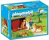 Playmobil 6134 Golden Retriever mit Welpen