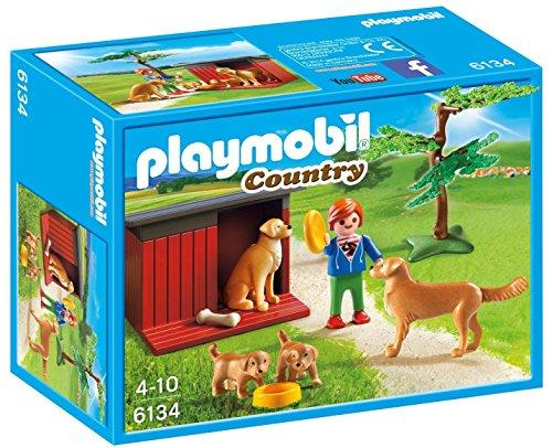 Playmobil Golden Retrievers 6134