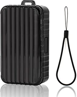 MONOJOY Faraday Bag Key Fob Protector Faraday Box, Anti-Theft Faraday Pouch,RFID Signal Blocker Faraday Cage, Fashion Desi...
