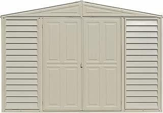 Duramax 00283 Woodbridge Storage shed, Off White