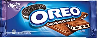 Oreo Chocolate Candy Bar, 3.52 Ounce (Pack of 20)