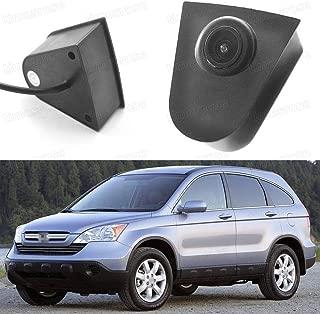 FidgetFidget Car Frontview Camera 170° Full HD CCD Logo Embedded for Honda CRV CR-V 2007-2011